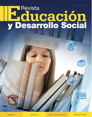 Revista Educación y Desarrollo Social