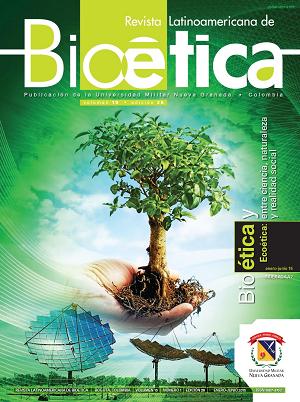 Bioética y ecoética: entre ciencia, naturaleza y realidad social